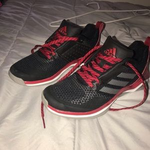 Adidas athletic shoes!!